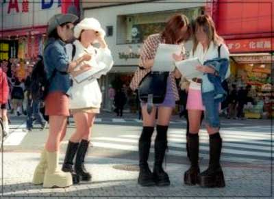 90年代後半に流行ったアムラーファッション
