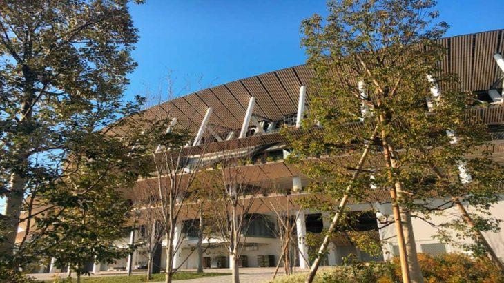 新国立競技場の屋根の一部が未完成風なのはなぜ?