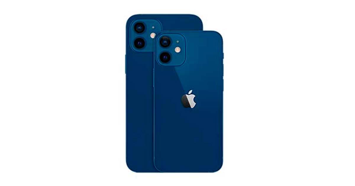 iphone12ブルーの青色が公式イメージと違う!実際はどんな色?