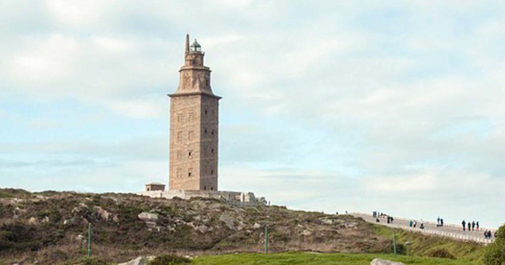 ア・コルーニャのヘラクレスの塔