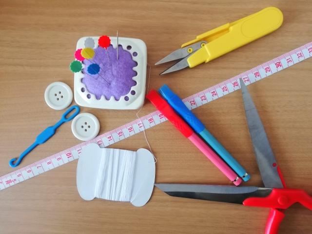 学校教材の裁縫セットが派手でダサい!通販購入可のおすすめソーイングキット