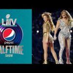 スーパーボウル2020ハーフタイムショー動画と反応/シャキーラ&J.Lo